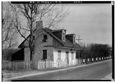 Jug Bridge Toll House image. Click for full size.