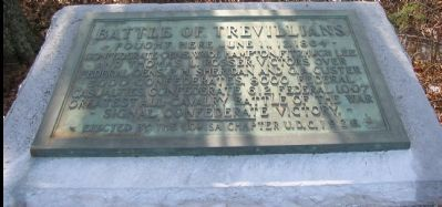 Battle of Trevilians Marker image. Click for full size.