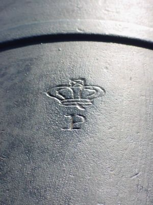 Markings on the Cannon on the Left image. Click for full size.