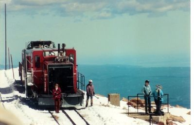 The Cog Railway, 1994 style image. Click for full size.