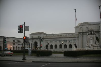 West Wing of Union Station image. Click for full size.