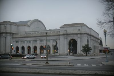East Wing of Union Station image. Click for full size.