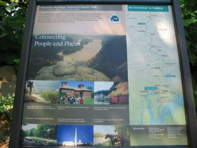 Potomac Heritage National Scenic Trail image. Click for full size.