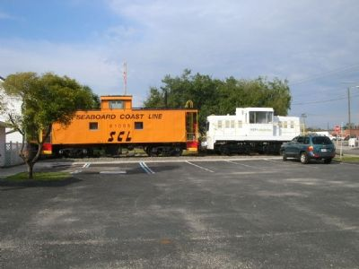 Rail cars nearby image. Click for full size.