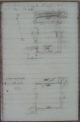 Original Plan for Stone Fort image. Click for full size.