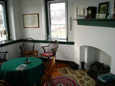 Another Room at Van Syckles Tavern image. Click for full size.