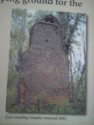 Remains of Belle Air, 2003 image. Click for full size.