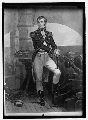 Commodore Stephen Decatur image. Click for full size.