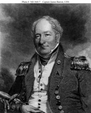 Commodore James Barron image. Click for full size.