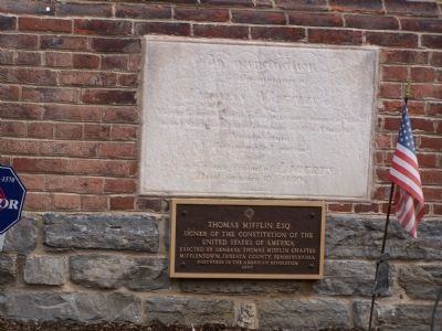 Thomas Mifflin's Grave image. Click for full size.