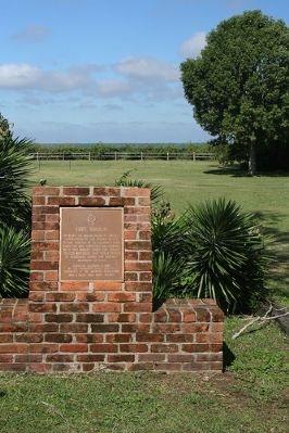 Fort Rosalie Marker image. Click for full size.