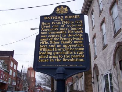 Mathias Roeser Marker image. Click for full size.