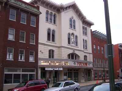 Fulton Opera House image. Click for full size.