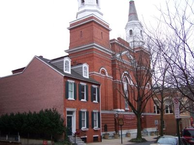 First Reformed Church image. Click for full size.