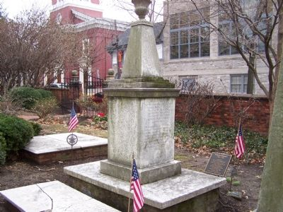 Edward Shippen's Grave image. Click for full size.