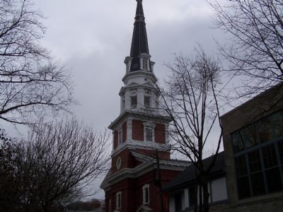 Steeple of Church image. Click for full size.