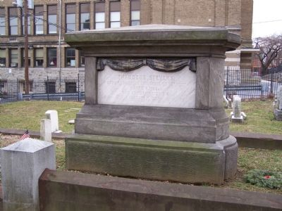 Tomb of Thaddeus Stevens image. Click for full size.