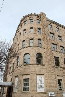 This Historic Building is Being Converted Into Condos image. Click for full size.