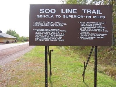 Soo Line Trail image. Click for full size.