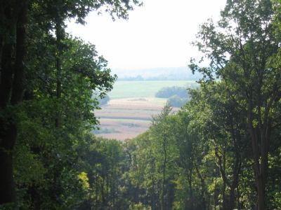 View of Schoolhouse Ridge from Bolivar Heights Today image. Click for full size.