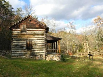 Side view of cabin image. Click for full size.
