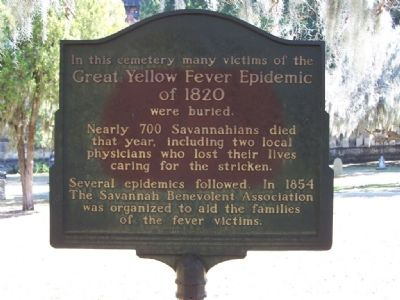 "1820-23 Nationwide: ""fever"" starts on Schuylkill River, PA and spreads image. Click for full size."