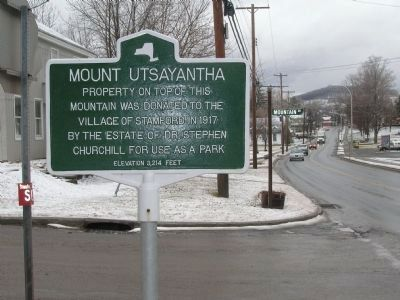 Mount Utsayantha image. Click for full size.