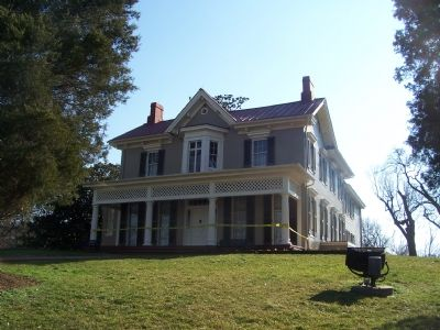 Cedar Hill: the home of Frederick Douglass, 1877 to 1895. image. Click for full size.
