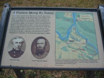 A Position Strong by Nature Marker image. Click for full size.