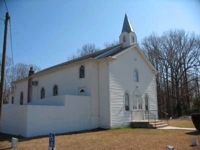 Piney Branch Church image. Click for full size.