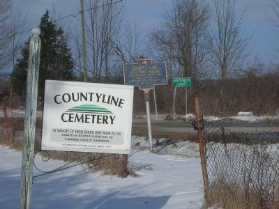County Line Cemetery image. Click for full size.