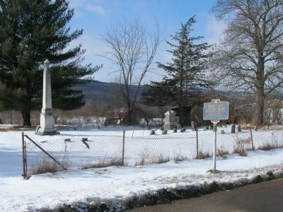 Countyline Cemetery image. Click for full size.