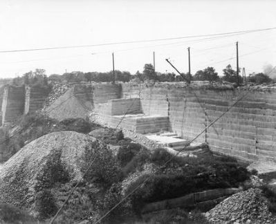 Sandstone Quarry by Ohio Historical Society image. Click for full size.