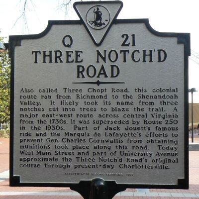 Three Notch'd Road image. Click for full size.