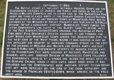 September 17, 1862 Marker image. Click for full size.