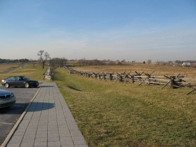 East End of Sunken Road image. Click for full size.