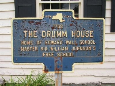 The 1763 Drumm House image. Click for full size.