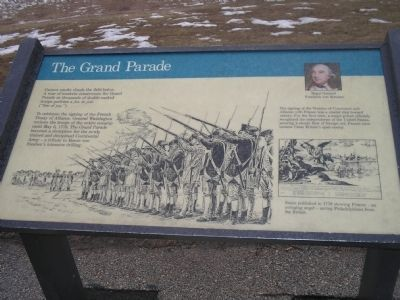 The Grand Parade Marker image. Click for full size.