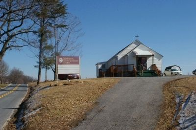 Simpson United Methodist Church image. Click for full size.