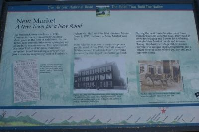 New Market Marker image. Click for full size.