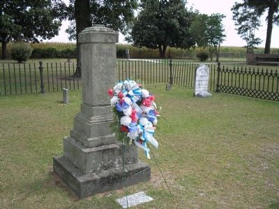 Chicora Civil War Cemetery image. Click for full size.