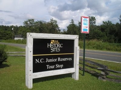 N.C. Junior Reserves Tour Stop image. Click for full size.