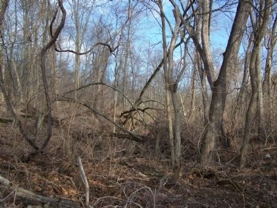 Canal remains. image, Touch for more information