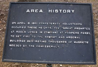 Area History Marker image. Click for full size.