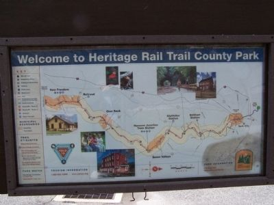 Heritage Rail Trail County Park image. Click for full size.