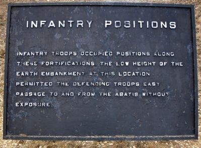 Infantry Positions Marker image. Click for full size.