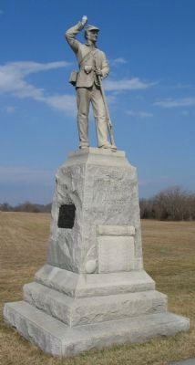 4th Regiment Pennsylvania Reserve Volunteer Corps Monument image. Click for full size.