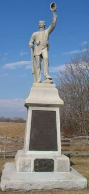3rd Regt. Pennsylvania Monument image. Click for full size.