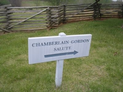 This way to the Chamberlain - Gordon Salute site image. Click for full size.