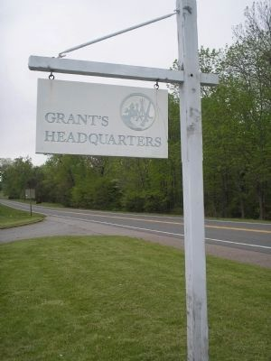 Grant's Headquarters image. Click for full size.